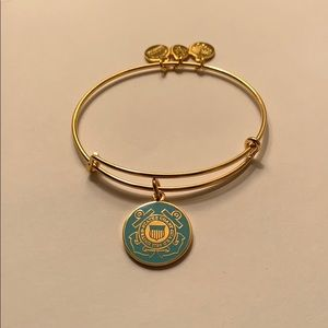 Alex and Ani Coast Guard Bangle